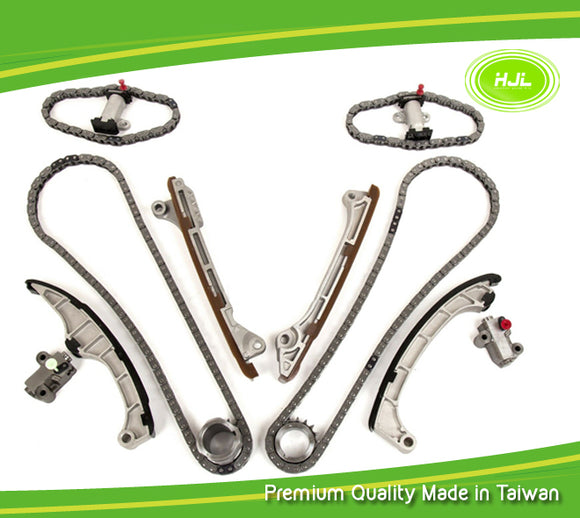 Timing Chain Kit For Toyota Sequoia Tundra Lexus GX460 4.6 1URFSE 2URGSE 08-17 - #HJ-05236
