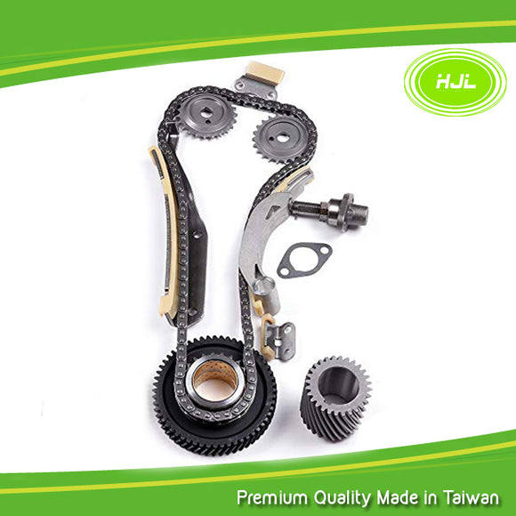 Timing Chain Kit For MITSUBISHI PAJERO SHOGUN 3.2 DID 4M41 3.2L FUSO 3.0 TD - #HJ-39137-AB
