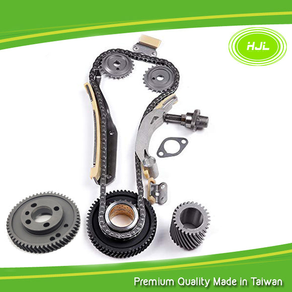Timing Chain Kit For MITSUBISHI FUSO 3.0 TD Diesel 16V 4M42 - #HJ-39838