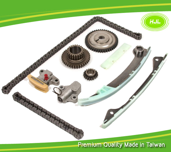 Timing Chain Kit For JDM Nissan Wingroad 1.8L MR18DE Serena Dualis 2.0L MR20DE - #HJ-49161-JD