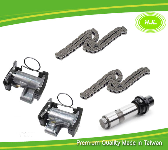 Timing Chain+Tensioners Set For LAND ROVER RANGE ROVER M62 4.4L 2003-05 - #HJ-58001-CTN