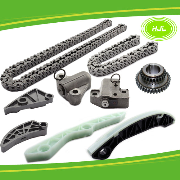 Timing Chain Kit For Citroën C-Crosser 2.4L PETROL MIVEC 4B12 2007-2012 - #HJ-03152