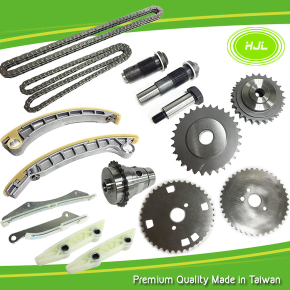 Timing Chain Kit For CITROËN JUMPER Box PEUGEOT BOXER 3.0 HDi F30DT 2006 - #HJ-67701