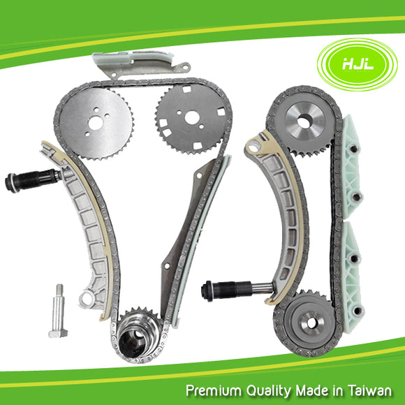 Timing Chain Kit For IVECO DAILY(IV)Box MASSIF Pickup 3.0 Diesel F1CE0481HA - #HJ-76001