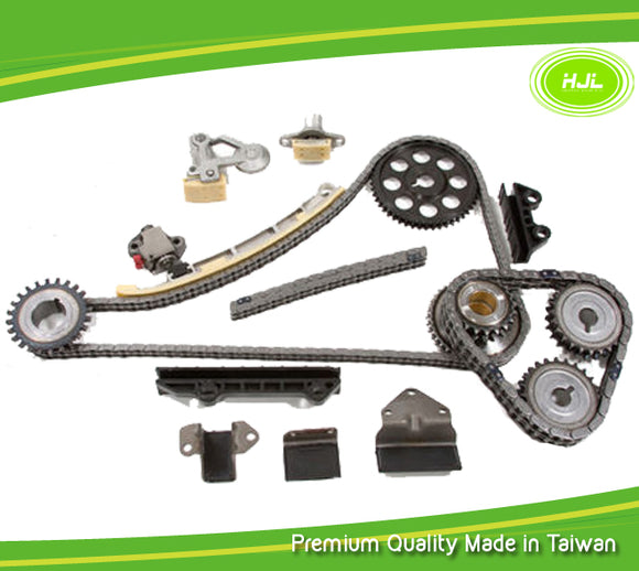 Timing Chain Kit For Suzuki Grand Vitara XL7 2.7L 2.5L H20A H25A H27A 99-06 - #HJ-91102
