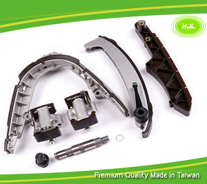 Timing Chain Tensioner Guide Set For BMW E31 E38 E39 E53 840Ci X5 740i M62 4.4L - #HJ-02058-GTN