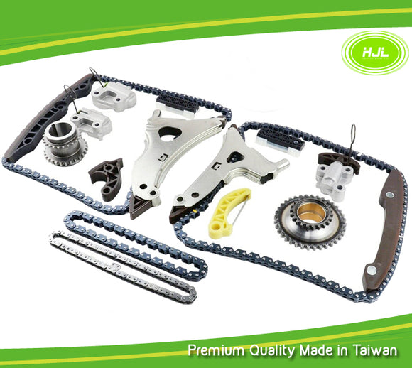 Timing Chain Kit For Mercedes-Benz W222 W166 M276 E350 C350 E400 ML400 DES35 - #HJ-32076