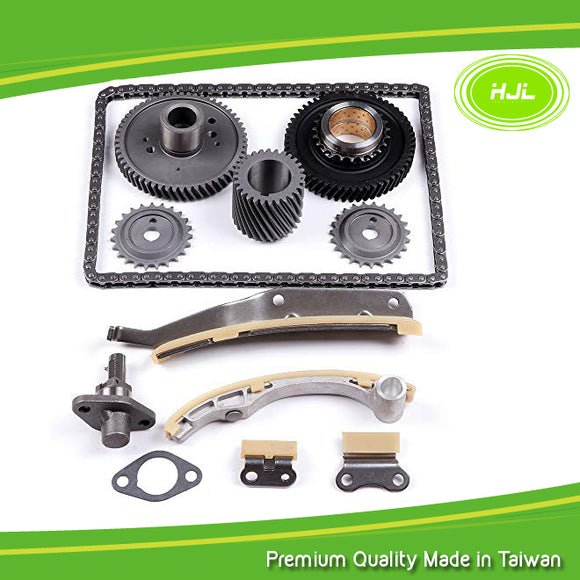 Timing Chain Replacement Kit Fit MITSUBISHI PAJERO MONTERO, Engine: 4M41 3.2L Diesel DI-D 2000 - #HJ-39137-AR