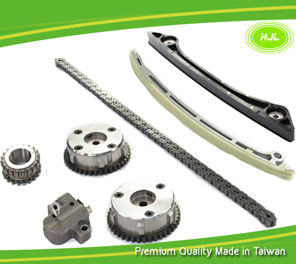 Timing Chain Kit For Ford S-Max Mondeo Focus Kuga 2.0 ECOBOOST+2 VVT Gears - #HJ-04223