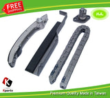 TIMING CHAIN KIT TO SUIT MITSUBISHI TRITON MK 4M40 4M40T (DOUBLE ROW CHAIN) - #HJ-39106-AB