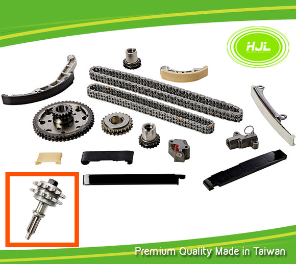 Timing Chain Conversion Kit Fit Nissan NAVARA 2.5 YD25+Duplex Vacuum Pump Gear - #HJ-49156-VPG