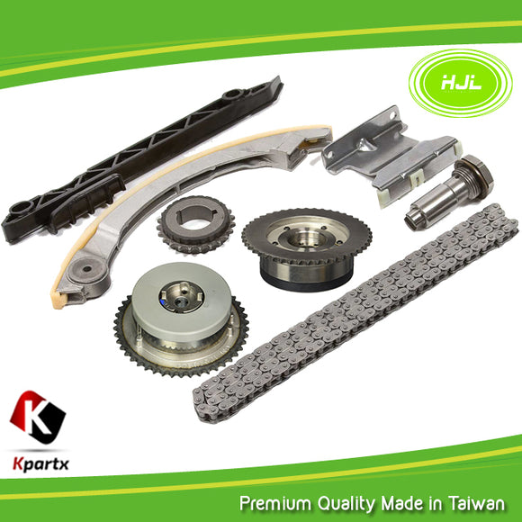 TIMING CHAIN KIT Fit OPEL/VAUXHALL ASTRA INSIGNIA 2.0 Turbo A20NHT w/ VVT Gears - #HJ-62811-V