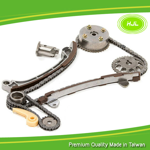 Timing Chain Kit For TOYOTA JDM Alphard Solara Estima IPSUM 2.4 2AZFE+VVT Gear - #HJ-05823-V