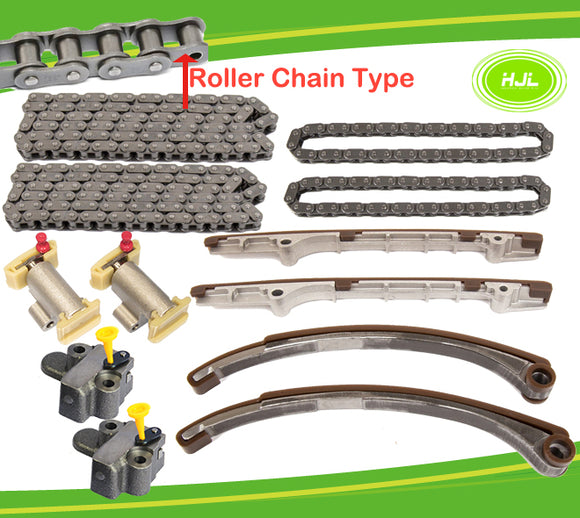 Timing Chain Kit For Jaguar XKR XK8 S-TYPE 4.0 Daimler XJ 4.0 4.2 1997-2001 - #HJ-89007
