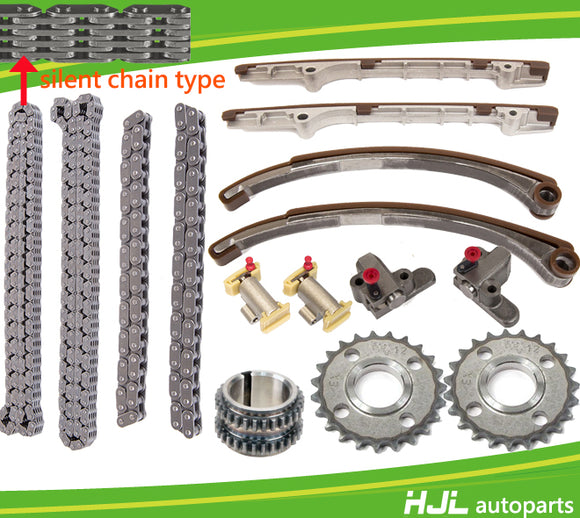 Timing Chain Kit For Land Rover Range Rover LR3 4.4L V8 w/Gears 2005-2009 - #HJ-58007-G