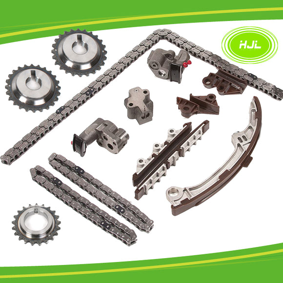 Timing Chain Kit For INFINITI QX4 01-03 Nissan Pathfinder 2001-2014 3.5L VQ35DE - #HJ-49181