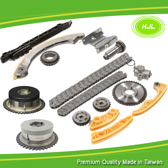 Timing Chain Kit +Blancer part+2 VVT For ALFA ROMEO 159 Spider JTS 939 1.9L 2.2L - #HJ-16057-V