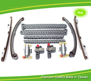 Timing Chain Kit Fit FORD THUNDERBIRD 3.9L V8 DOHC 02-05, LINCOLN LS 3.9L 01-06 - #HJ-04193