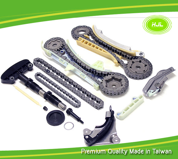 Timing Chain Kit For 97-06 Ford Explorer Ranger Land Rover LR3 4.0L SOHC - #HJ-04118-F