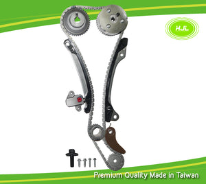 Timing Chain Kit Fit Nissan Versa TIIDA Qashqai NV200 NOTE 1.6L HR16DE+VVT Gear - #HJ-49187