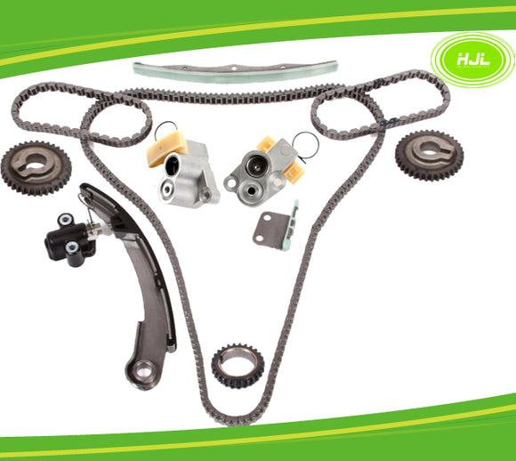 Timing Chain Kit For Nissan Altima Quest 3.5L VQ35DE W/Gears 04-08 - #HJ-49155-H