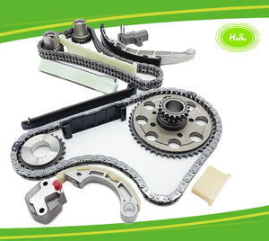 Timing Chain Kit For Nissan NV350 URVAN (E26) 2.5 Diesel YD25DDTI 2012-2017 - #HJ-49158