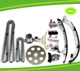 Timing Chain Kit Fits TOYOTA Tacoma 4 Runner Hilux 2.7L 2TR-FE 2004-15 w/Gears - #HJ-05186-C