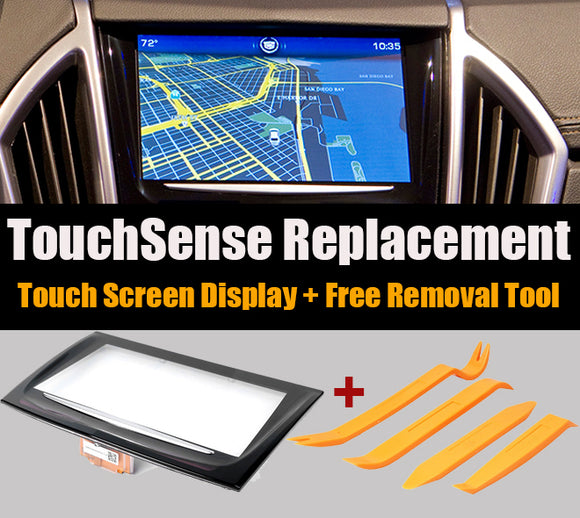 OEM NEW Cadillac ATS CTS SRX XTS CUE TouchSense Replacement Touch Screen Display - #34167-31000