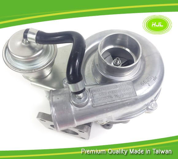 RHB5 8944739540 Turbocharger For ISUZU Trooper PIAZZA 4JB1T 4BD1T 2.8L 1988-1991