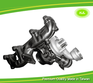 VW TRANSPORTER T5 1.9TDI AXB AXC TURBO CHARGER 85/105 HP 038253014H 54399880097 - #24877-82100