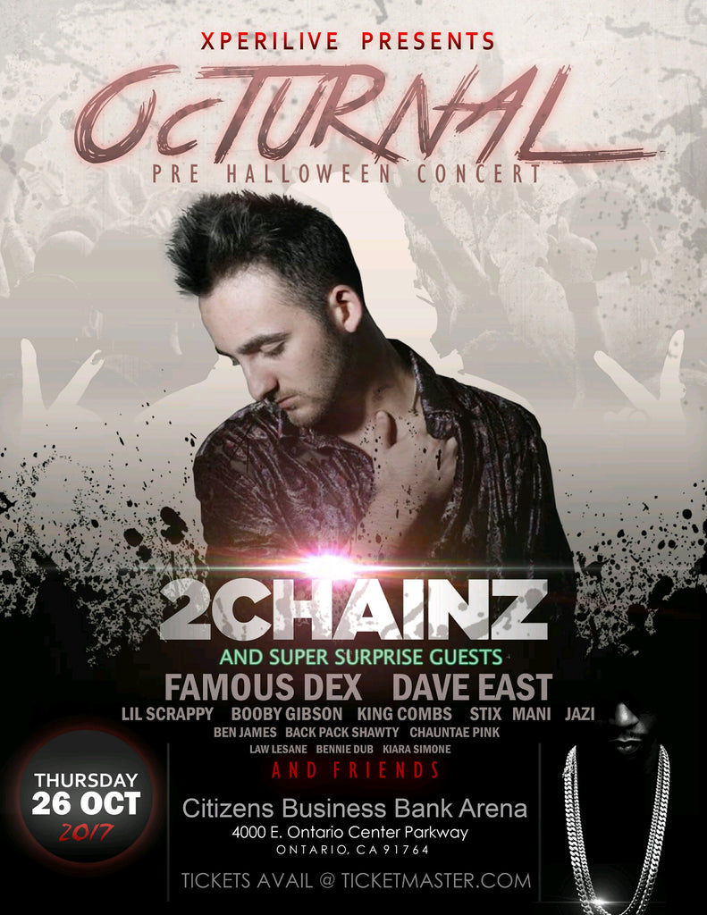 2 Chainz with Special Guest Ben James