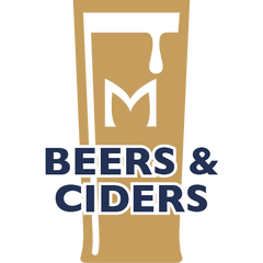 Beers and ciders