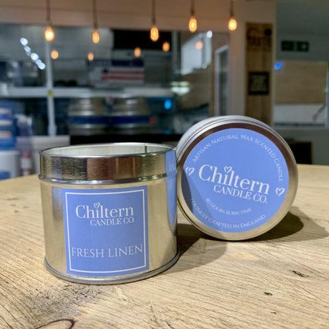 Chiltern Candle Co.  Linen