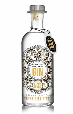 Griffiths Bros No.3 Gin 70cl