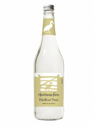 Heartsease Farm Elderflower Presse 500ml