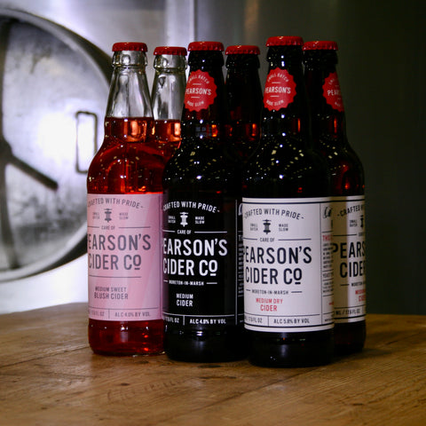 Pearson's Cider Selection (6 bottles)