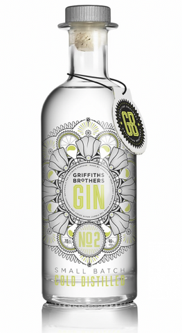 Griffiths Bros No.2 Gin 70cl