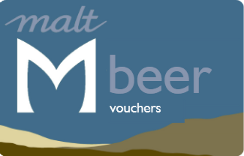 Malt Beer Vouchers*