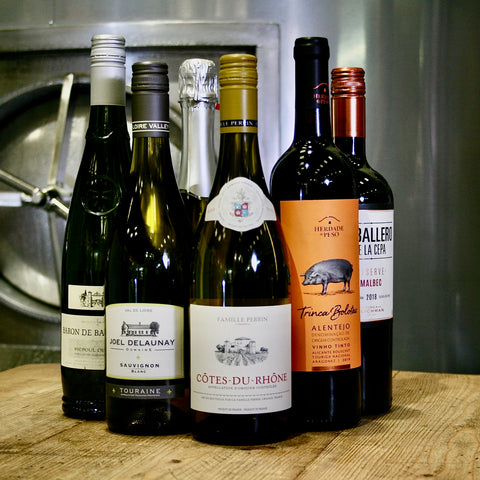 Brewers Wine Selection