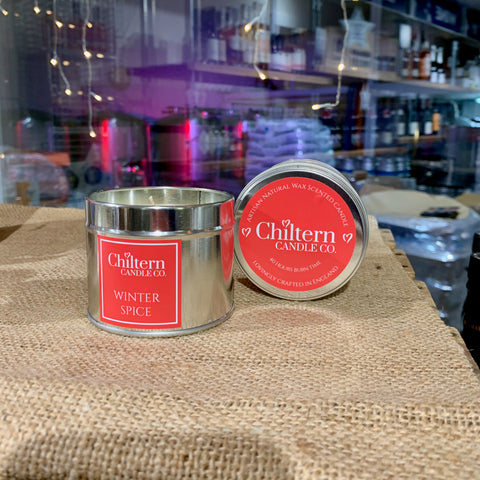 Chiltern Candle Co. Winter Spice