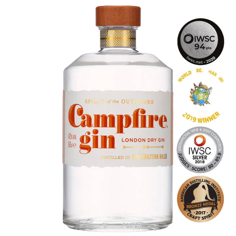 Campfire London Dry Gin 50cl