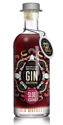 Griffiths Bros Sloe Gin