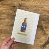 Malt Birthday Card