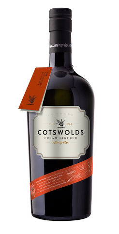 Cotswolds Cream Liqueur 70cl NEW