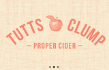 Tutts Clump Cider