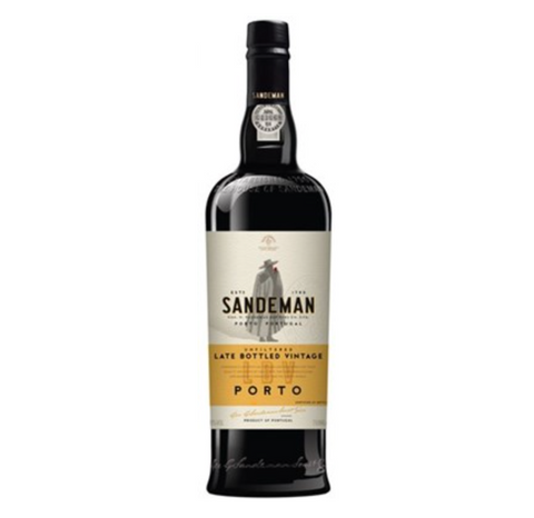 Sandeman Unfiltered Late Vintage Port 2015