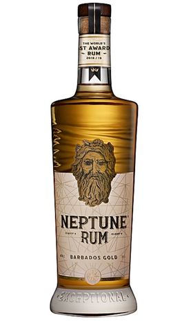 Neptune Barbados Gold Rum 70cl