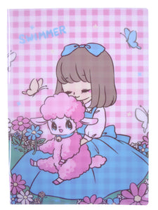 Layered Clear File (Sheep) from SWIMMER