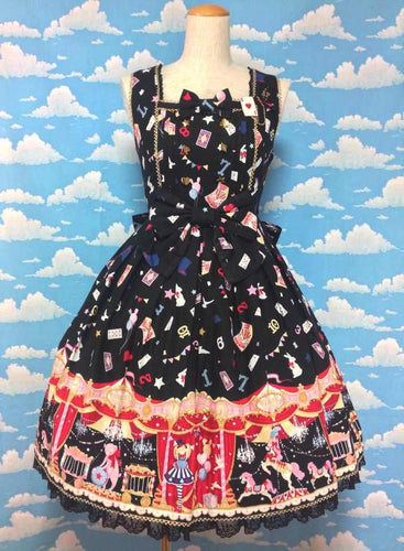 Star Night Theater JSK in Black from Angelic Pretty