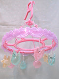 Shell Hanger in Pink from SWIMMER
